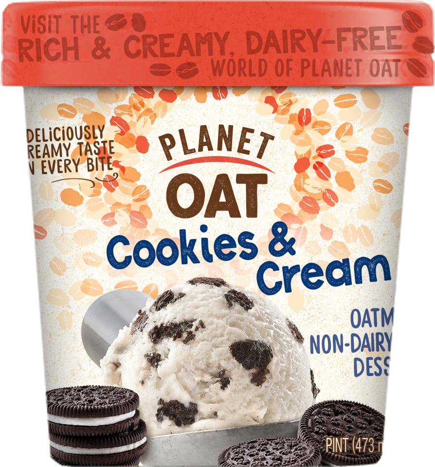 PlanetOat.FrozenDessert.CookiesCream