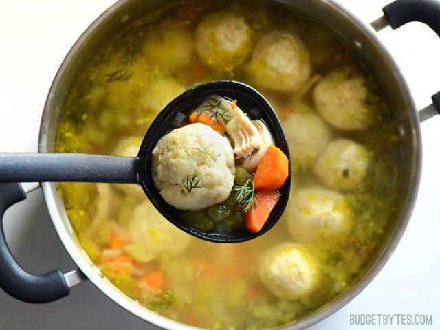 Matzo-Ball-Soup-ladle