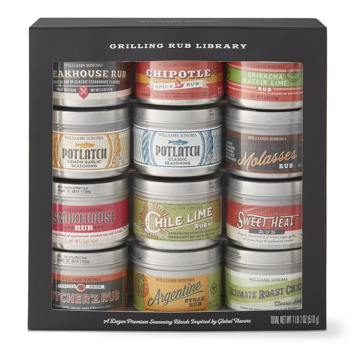 grilling rub library