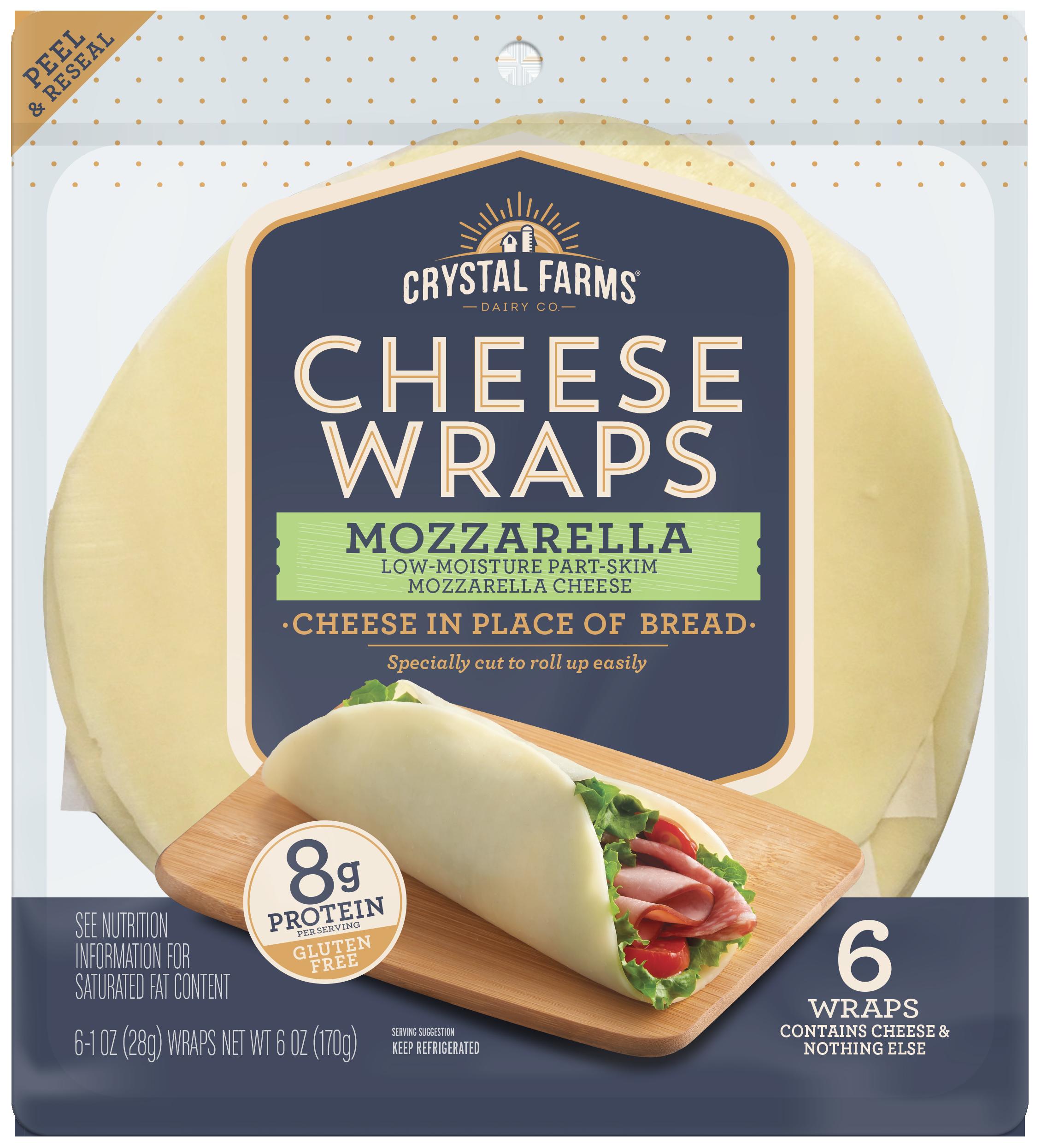 Mozzarella Cheese Wrap