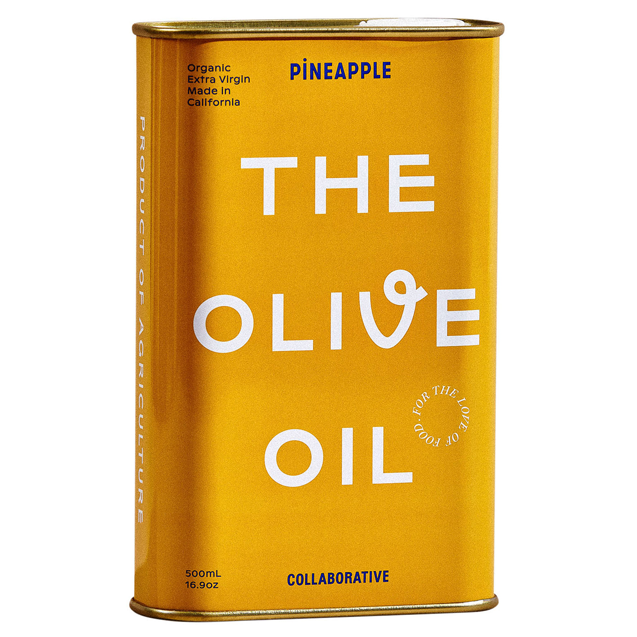 pineapple collaborative olive oil and vinegar