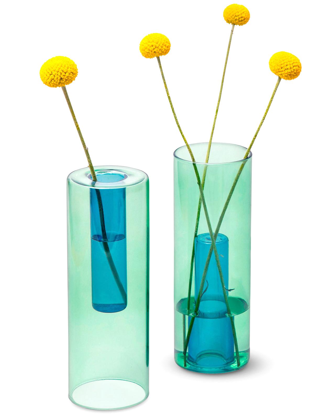Tara Ashe Reversible Glass Vase
