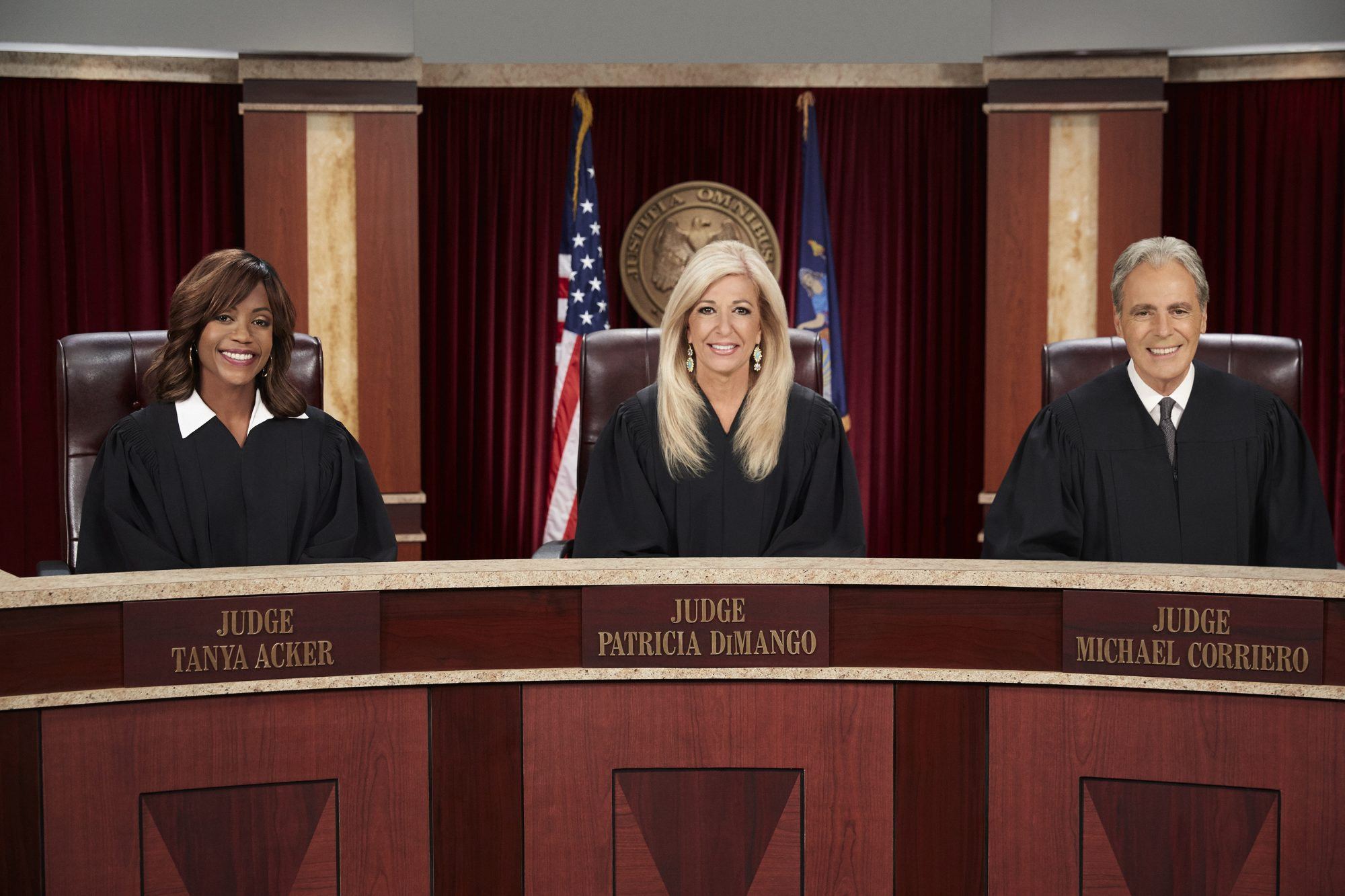 HOT BENCH JUDGES ON BENCH