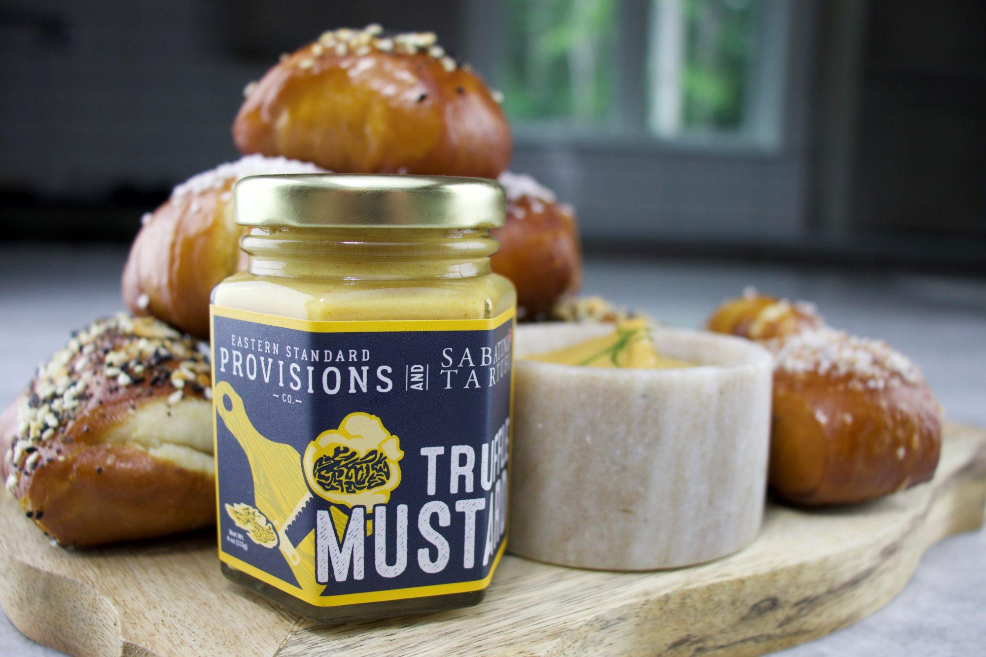 Truffle Mustard 10.20.20