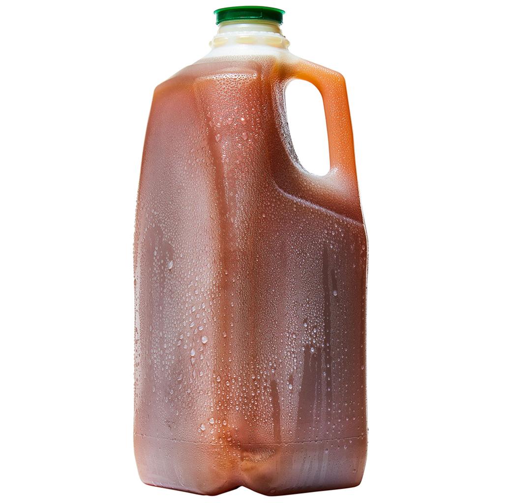 jug of apple cider