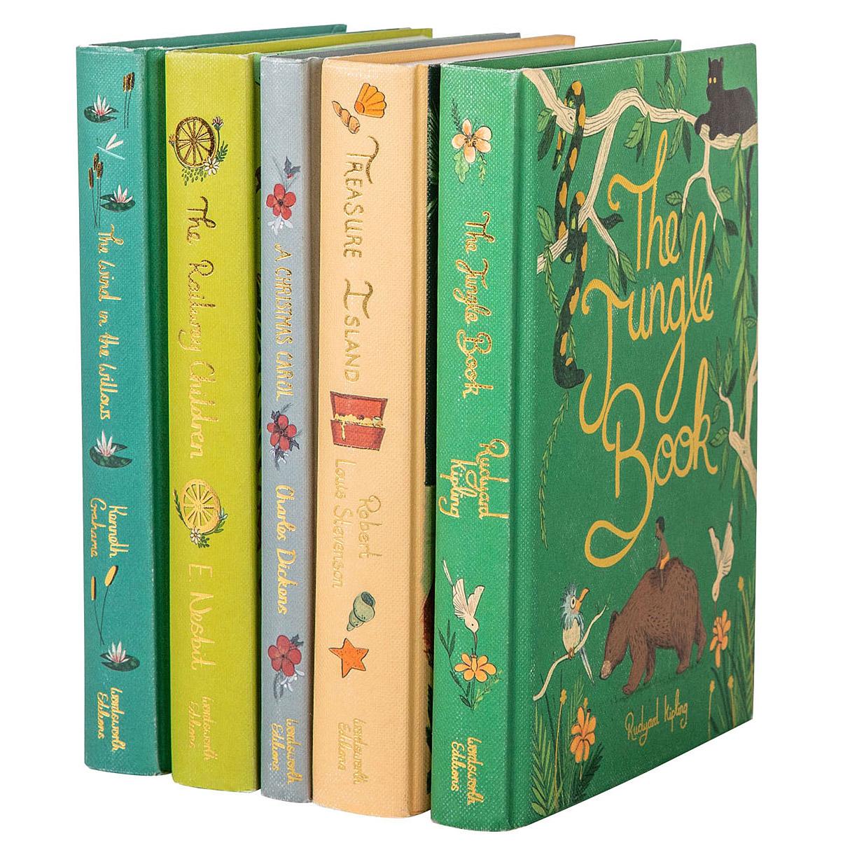 five classic books