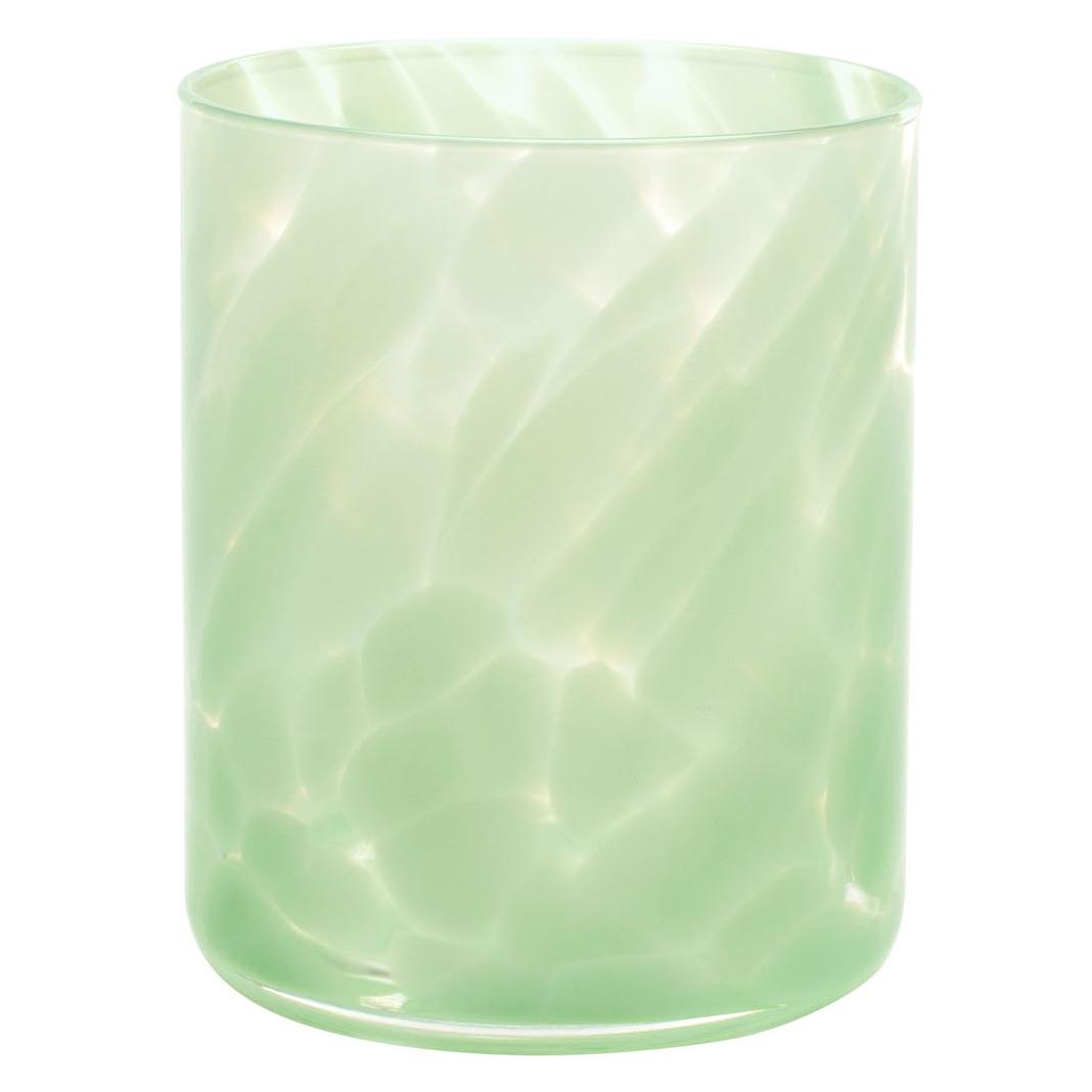 gorgeous green glass