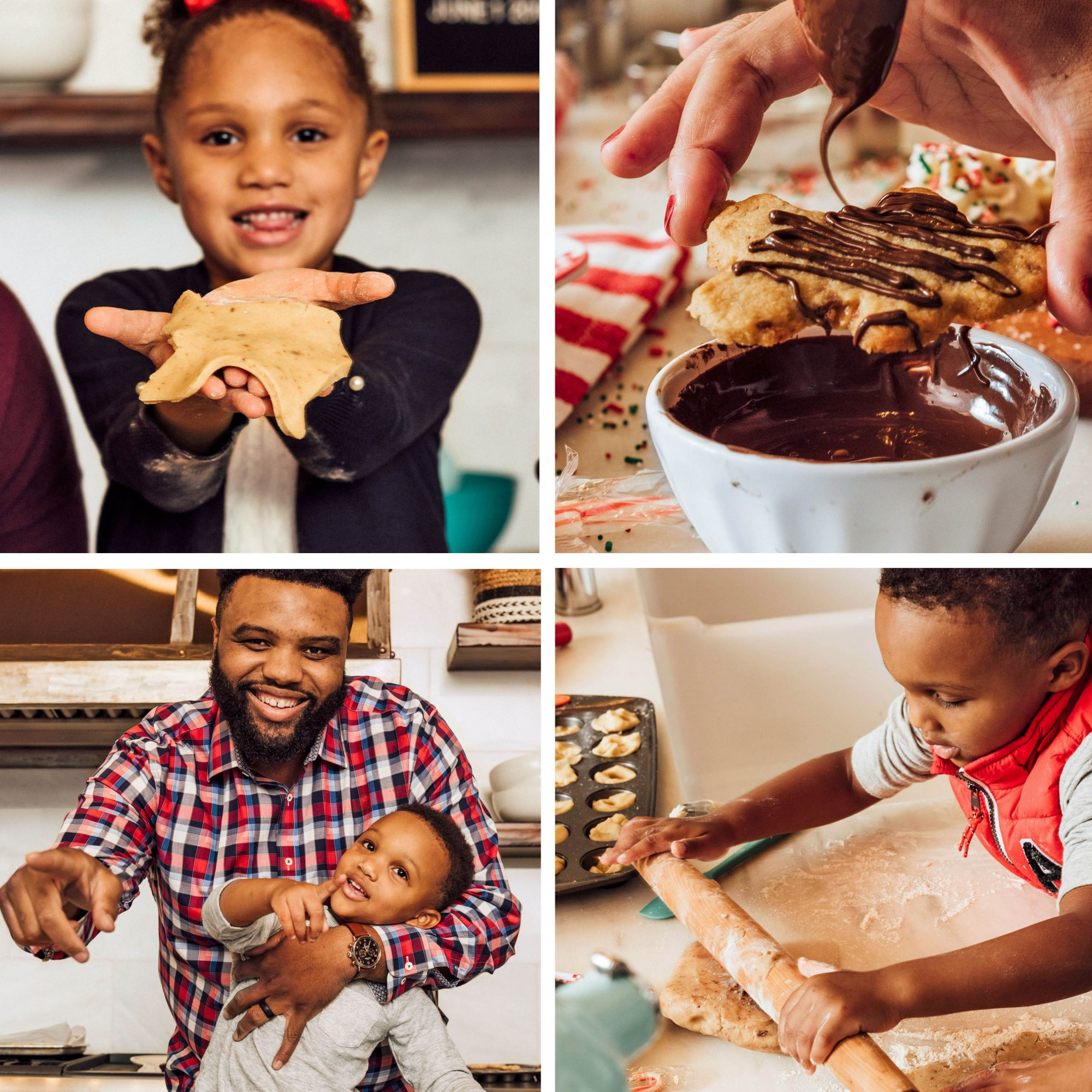 sweet spot holiday cookie baking