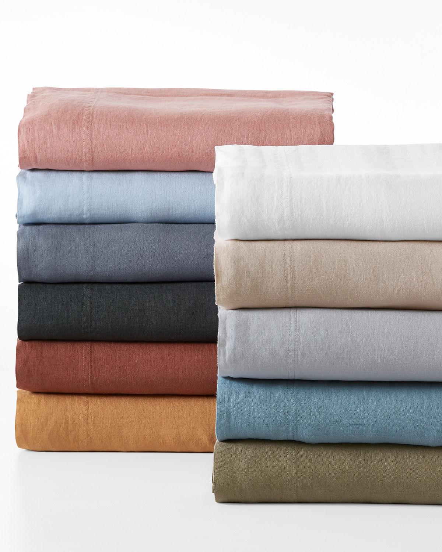 linen sheets bedding sleep cozy