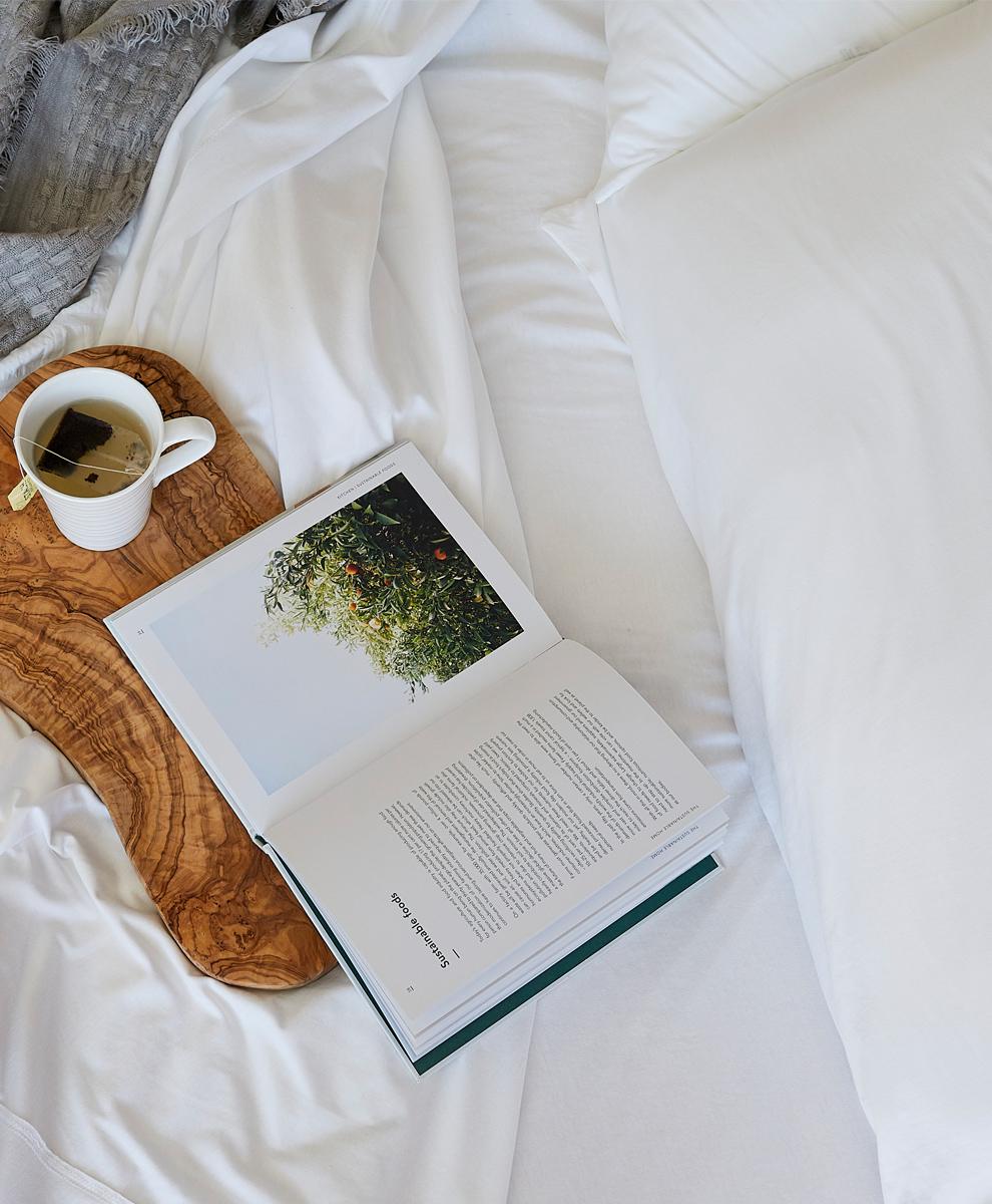 cozy sheets bedding room decor Rachael Ray faves bedroom sleep