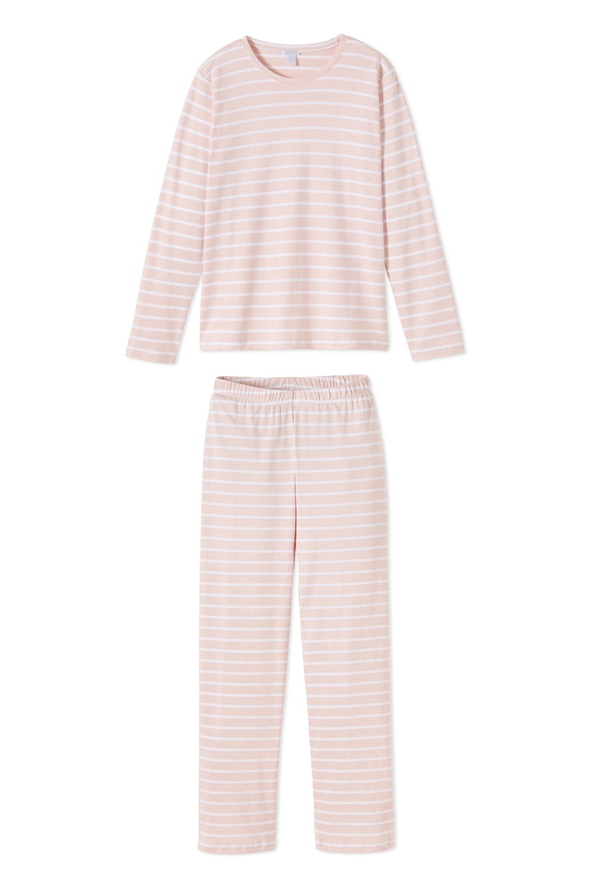 cozy comfy pajamas PJs Lake stripes quarantine uniform