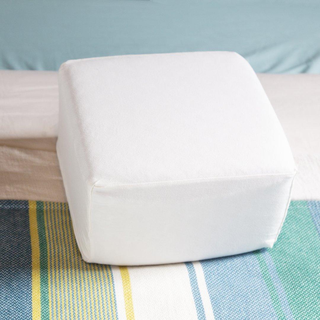 pillow cube sleep sleeping product bedding comfort