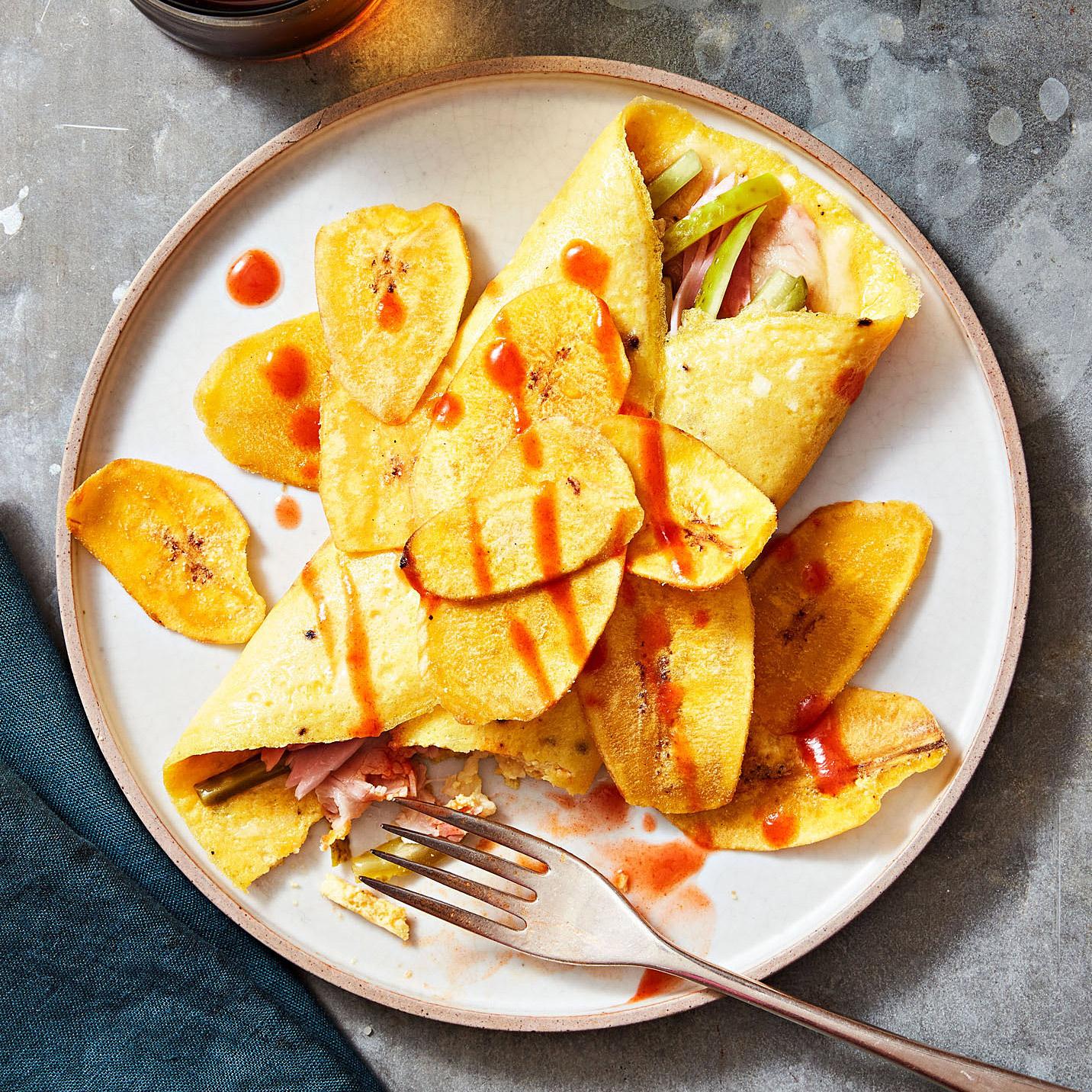 Cubano Omelet