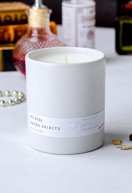 scented candle, cozy, gift, winter