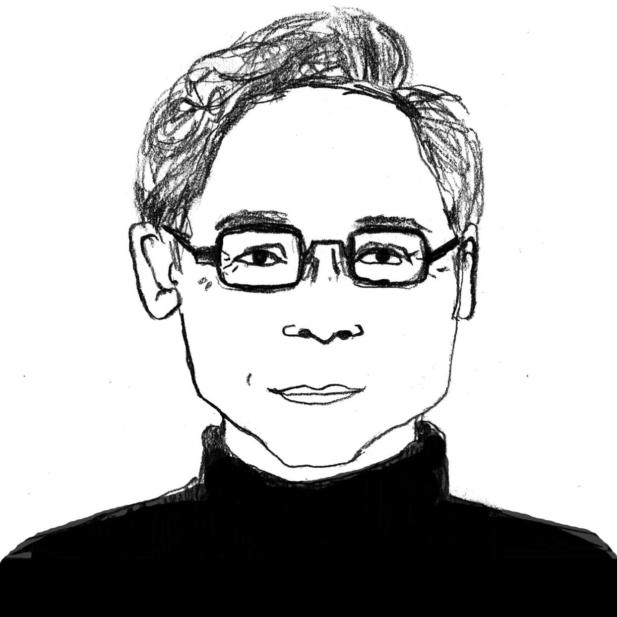 illustration of Dr. William Li