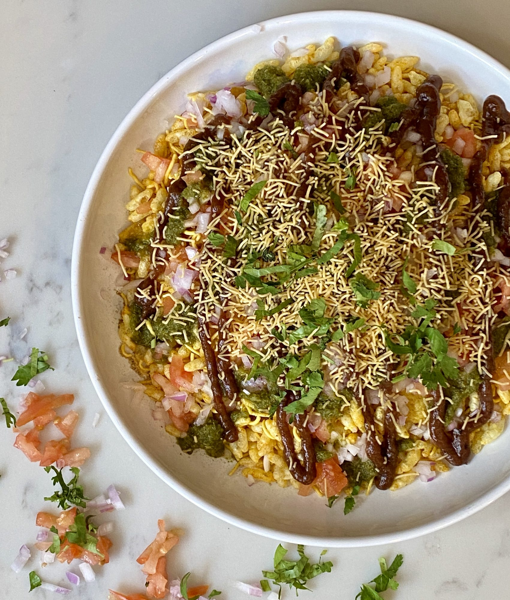 Bhel Puri DG Pantry Meal Kit