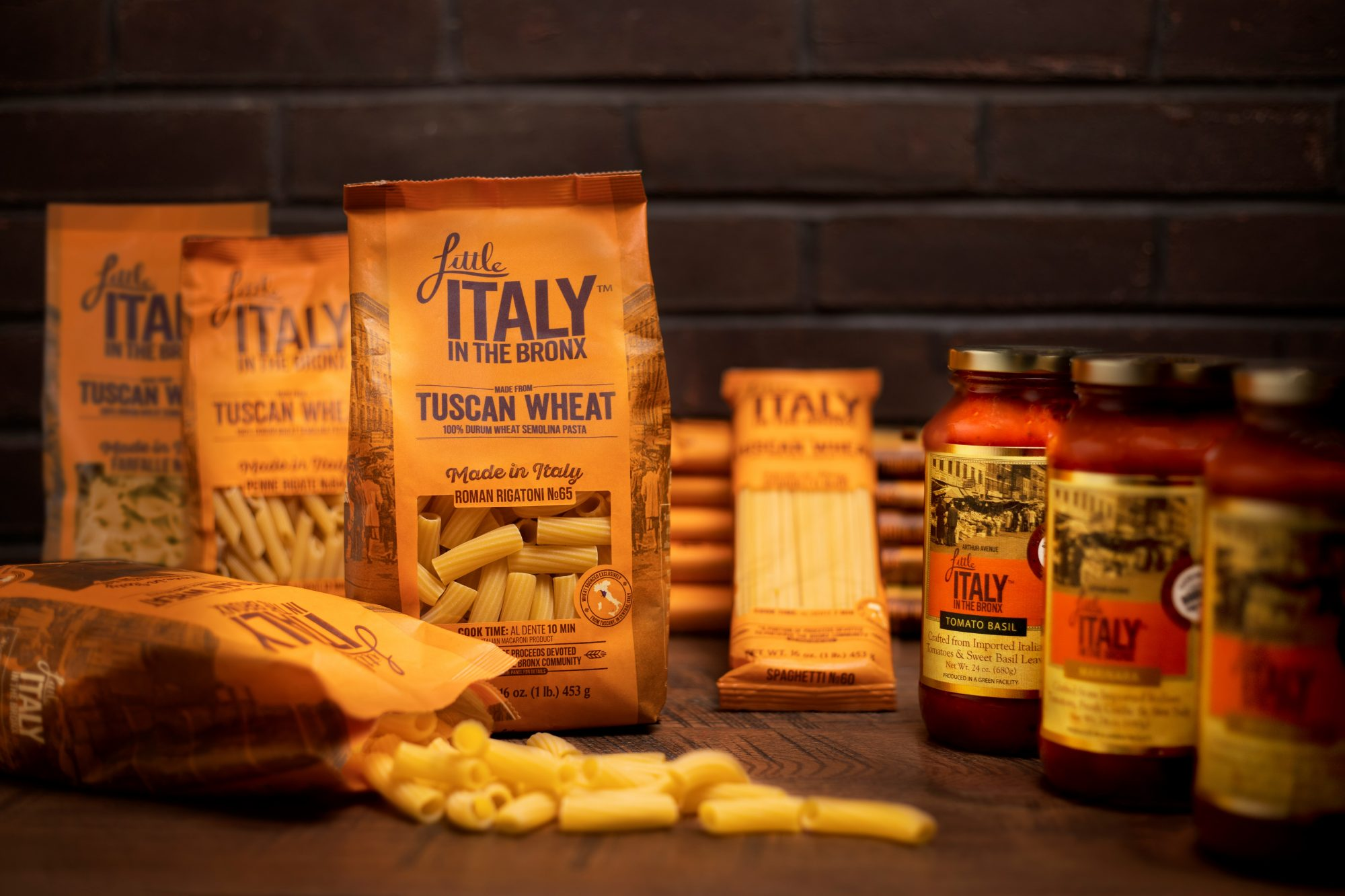 Little Italy in the Bronx Products - Belmont BID Credit