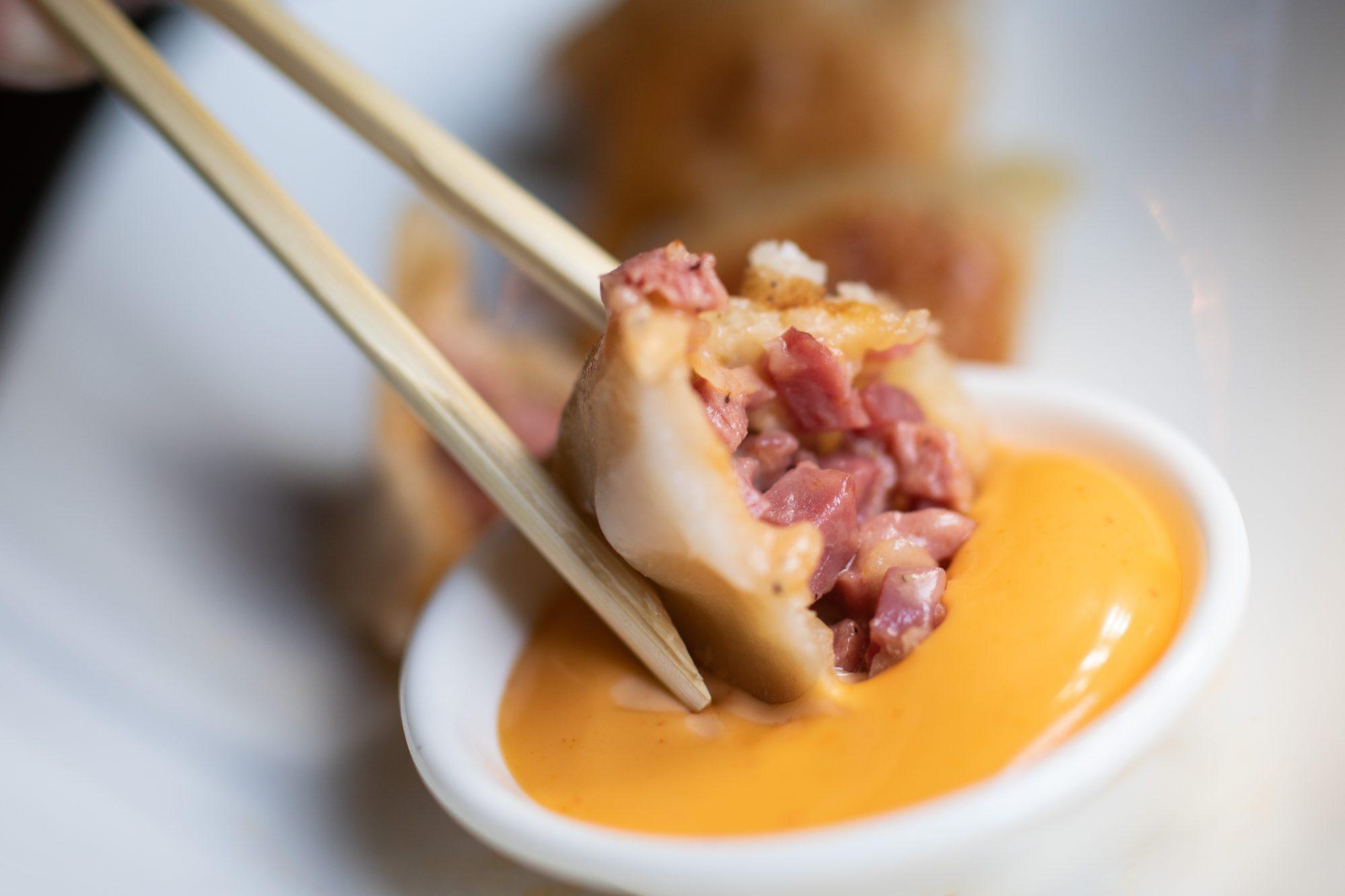 Pastrami Dumplings - Photo Courtesy of Daniel Kwak