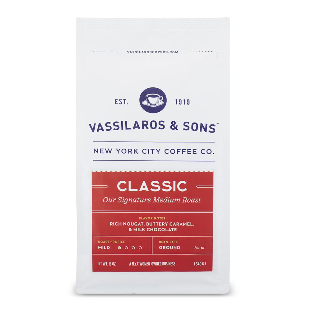 Vassilaros Coffee Classic Coffee