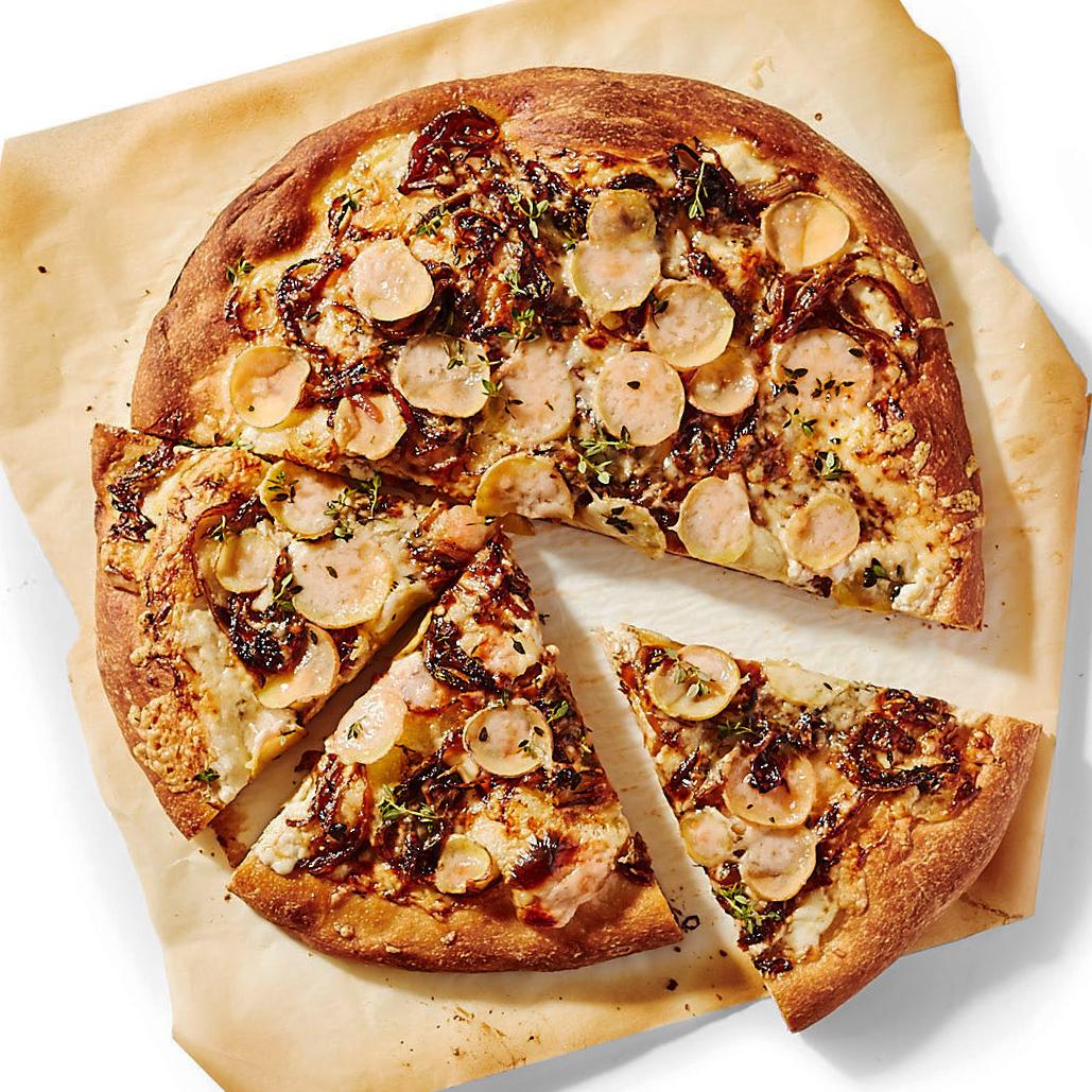 balsamic onion pizza 1018
