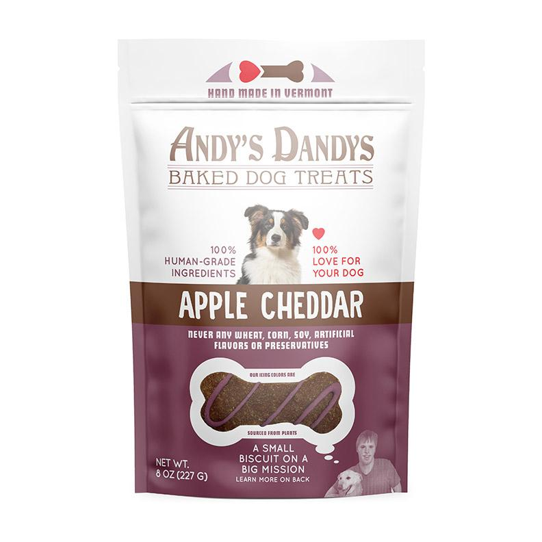 andy's dandys dog treats puppy food pet