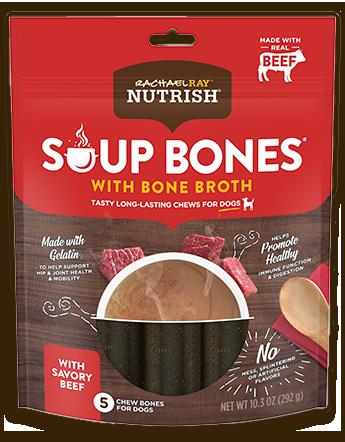 food dog soup bones rachael ray nutrish puppy pet treat