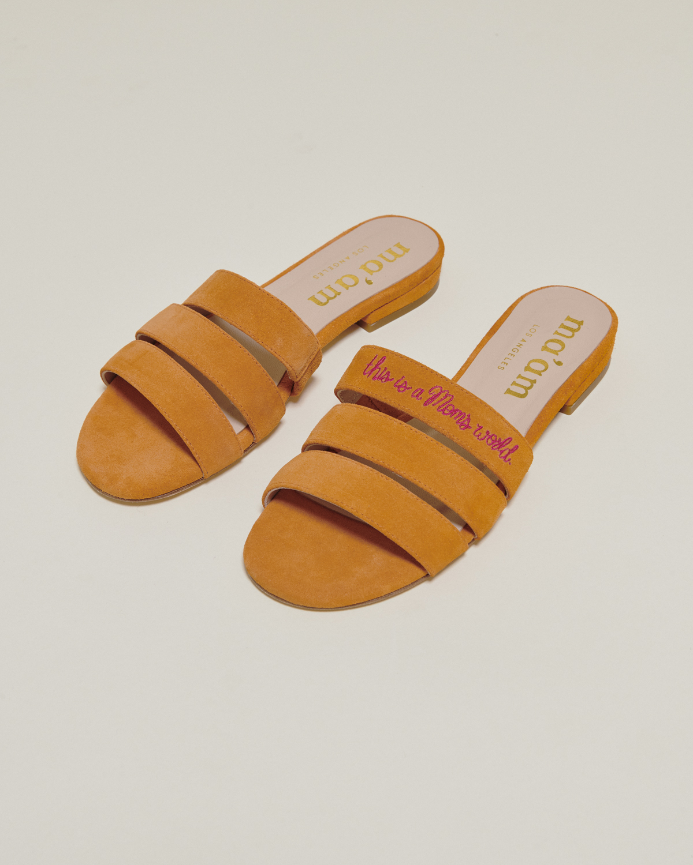 Ma'am Sandals