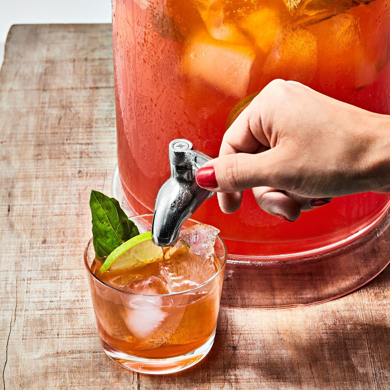 cocktail drink dispenser