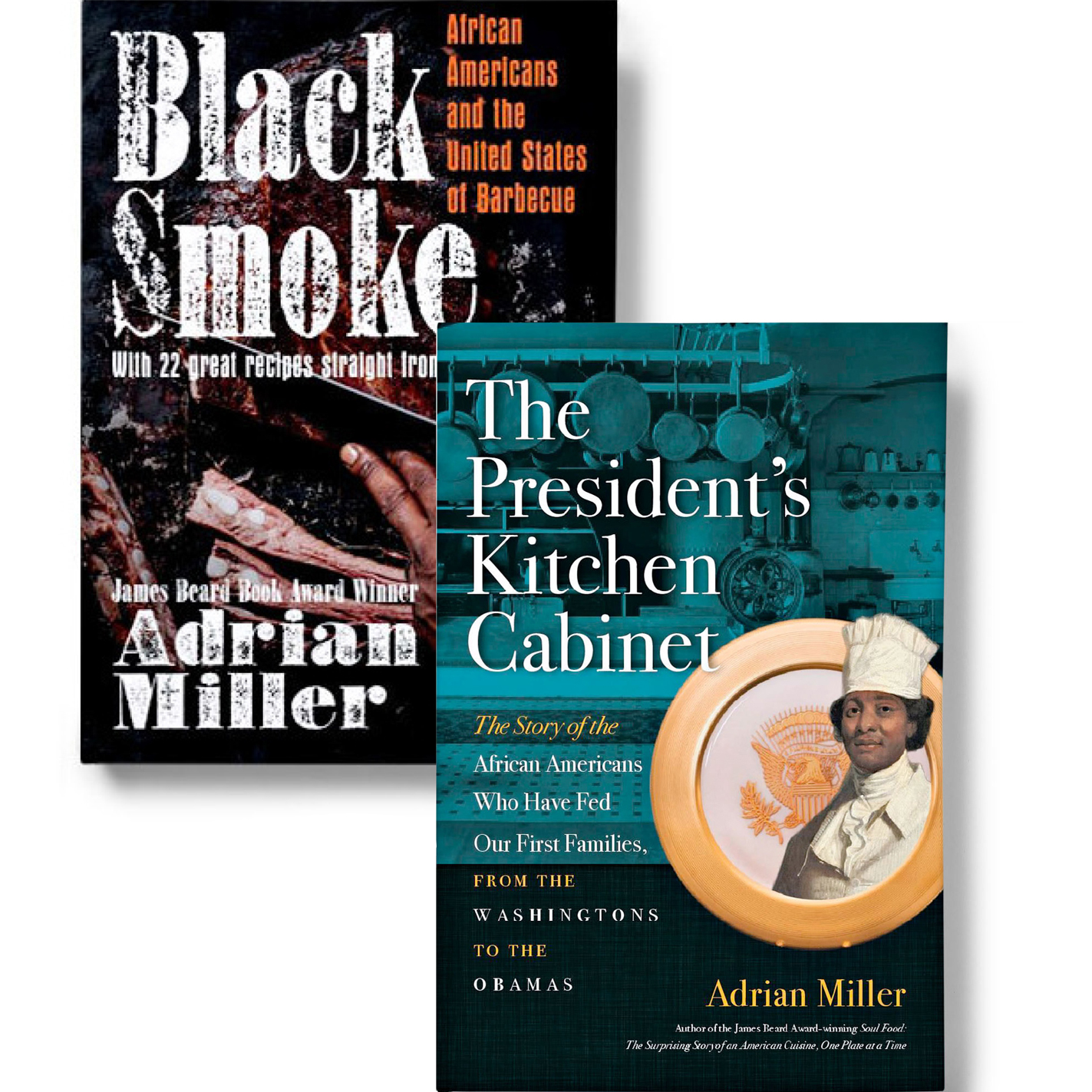 adrian miller book covers