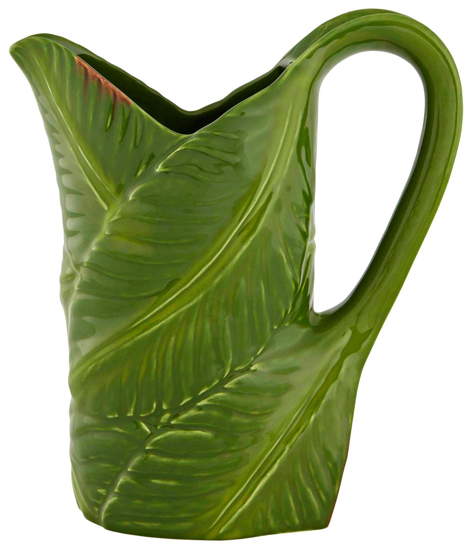 leaf jarro pitcher