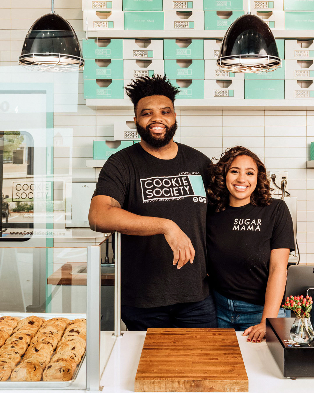 Cookie Society business owners