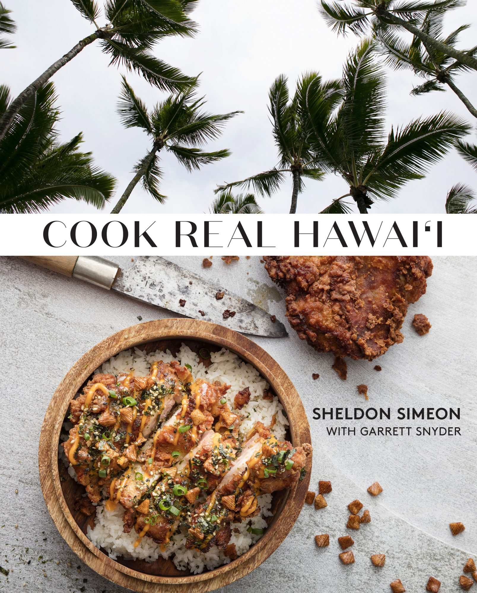 Cook Real Hawaii book cover