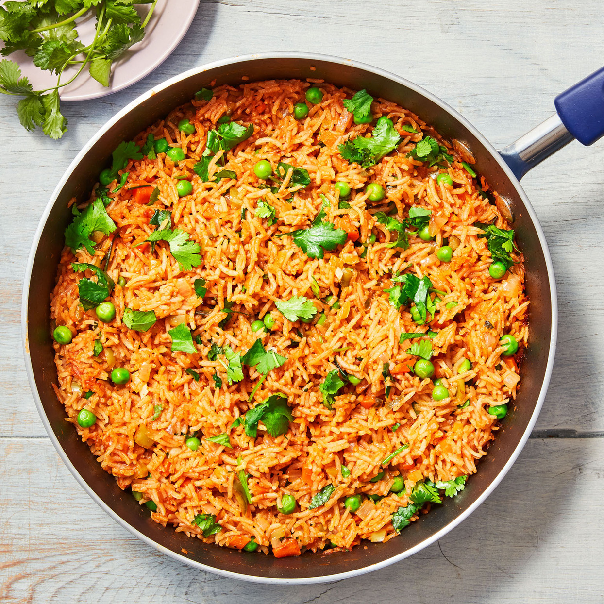 Mexican-Style Sofrito Rice