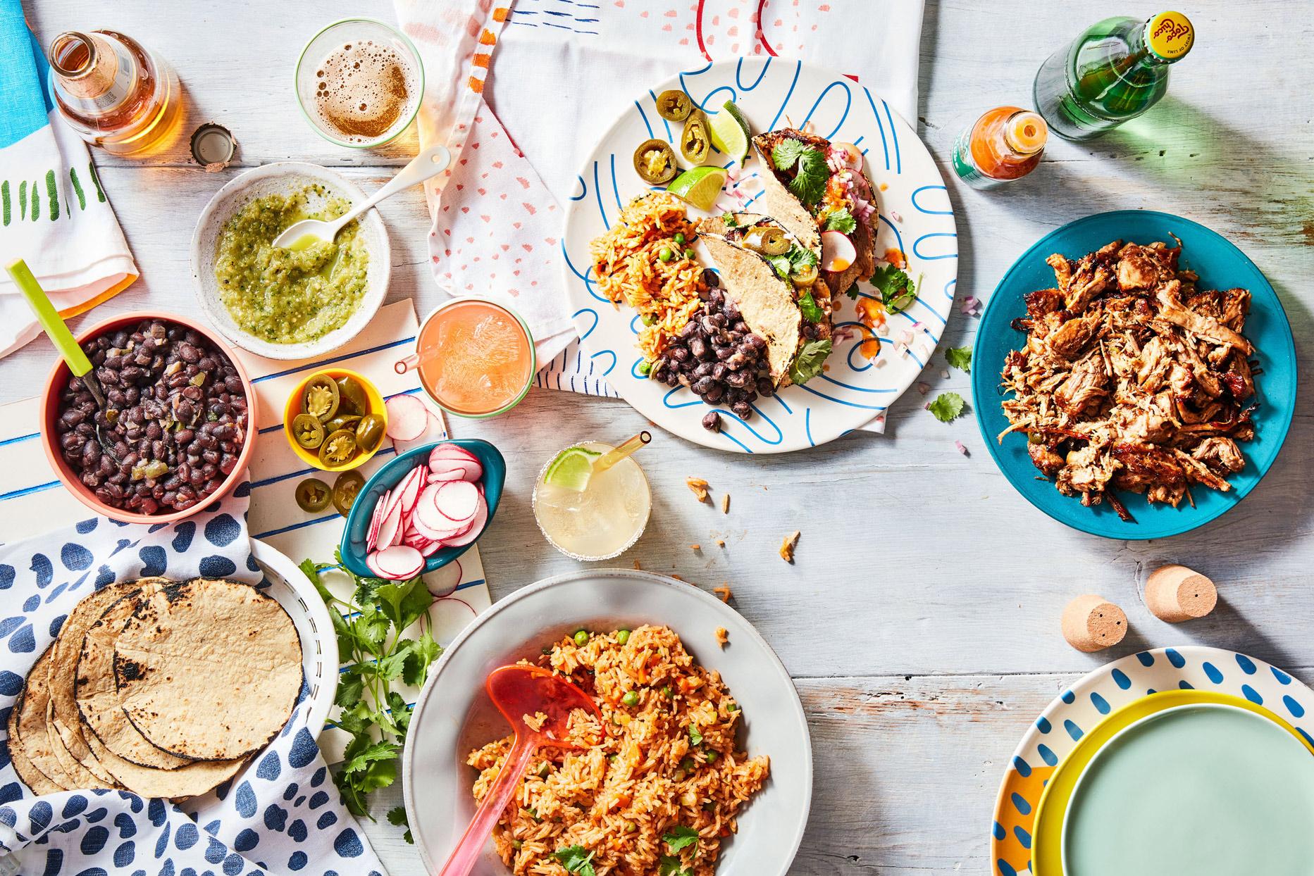 sunday dinner mexican food