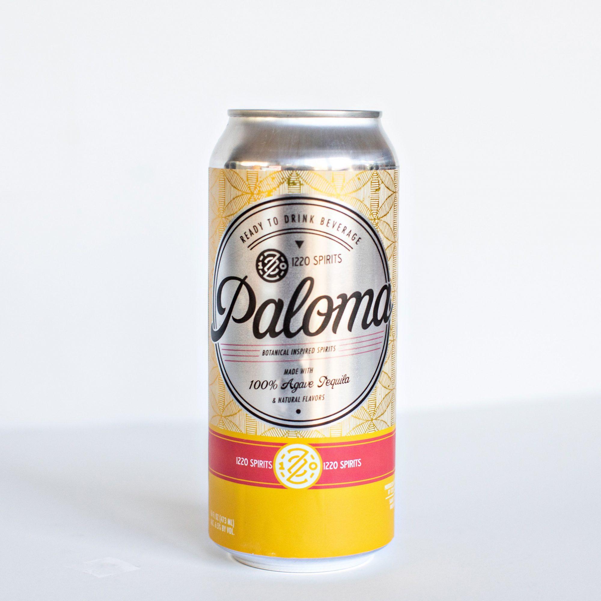 Artisan Spirits Paloma