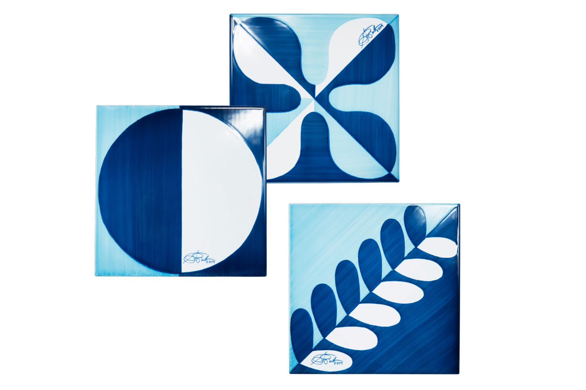 Blu Ponti Tiles