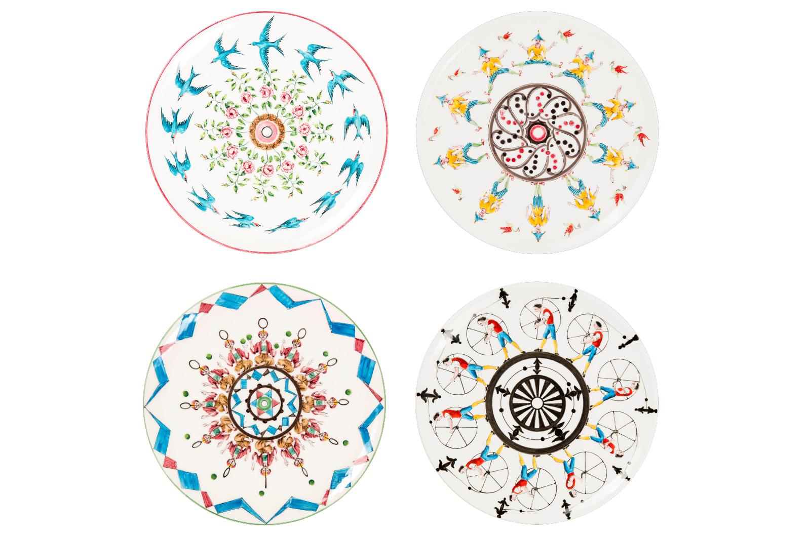 Laboratorio Paravicini Play Plates