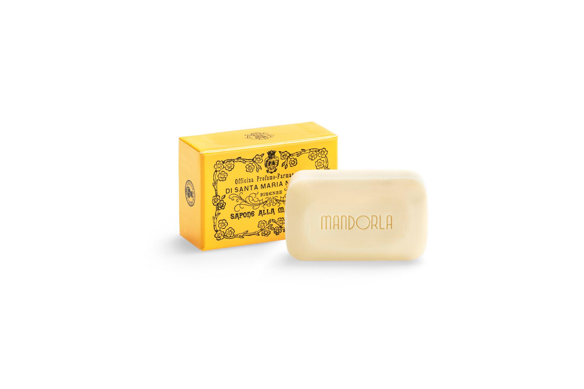 Sapone alla Mandorla almond soap