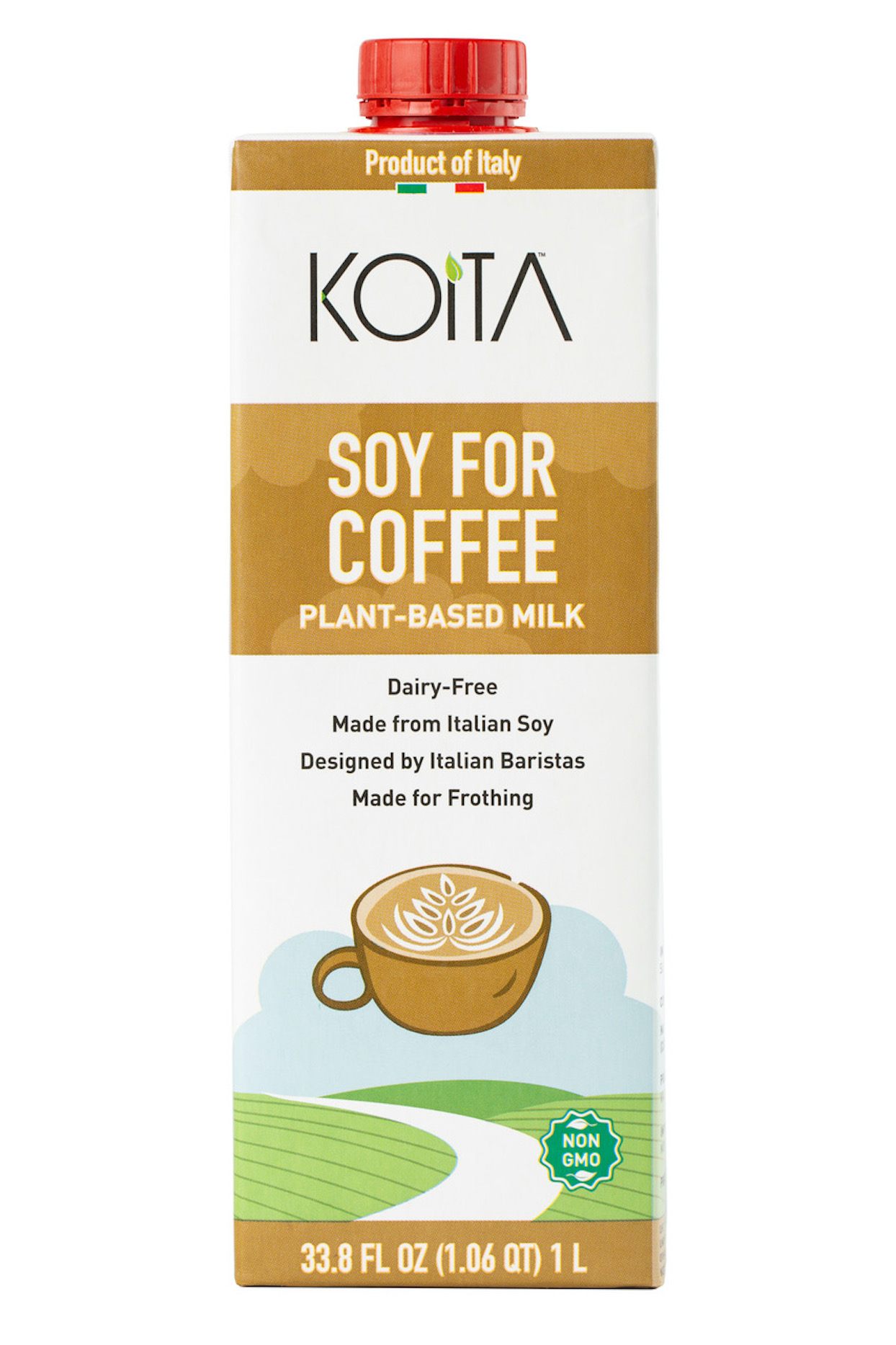 Koita Soy For Coffee Packaging
