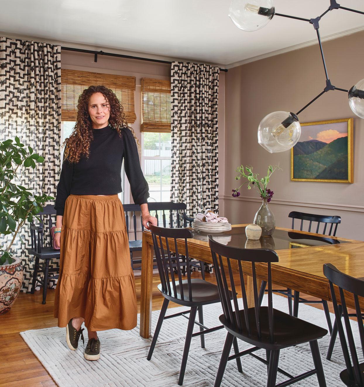 Liz MacPhail dining-room