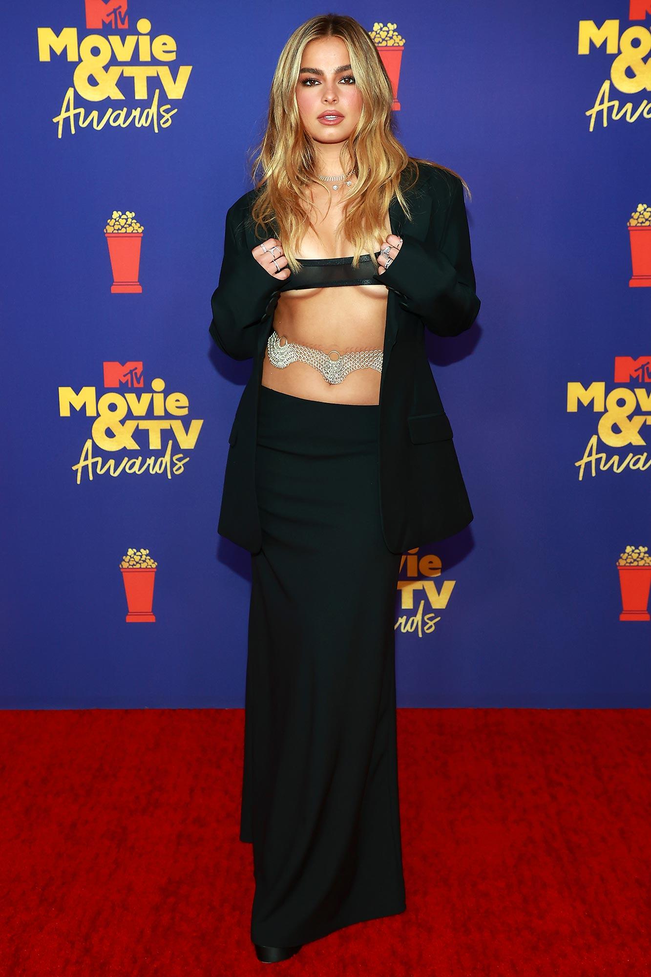 MTV Movie & TV Awards Addison Rae