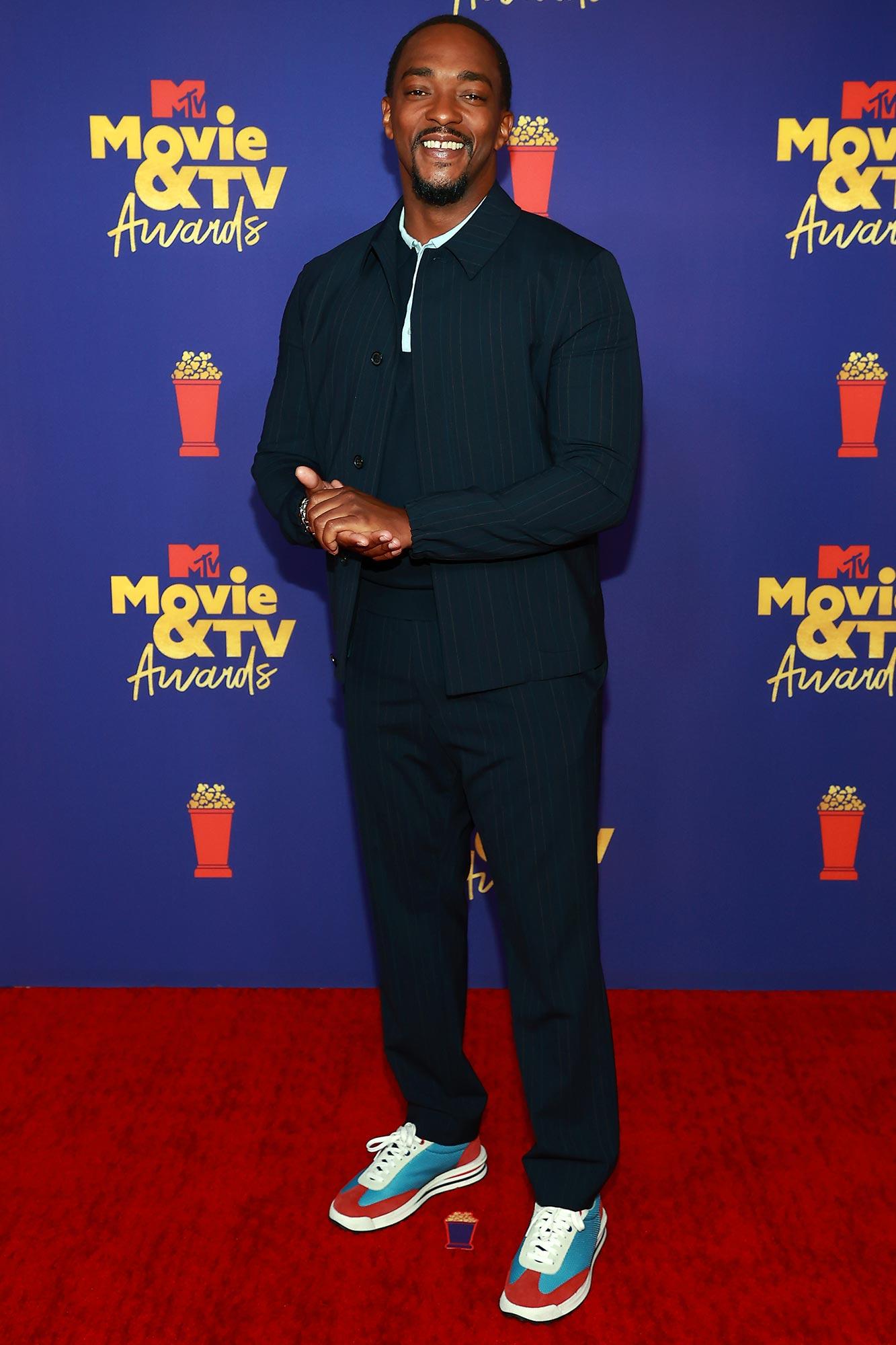 MTV Movie & TV Awards Anthony Mackie