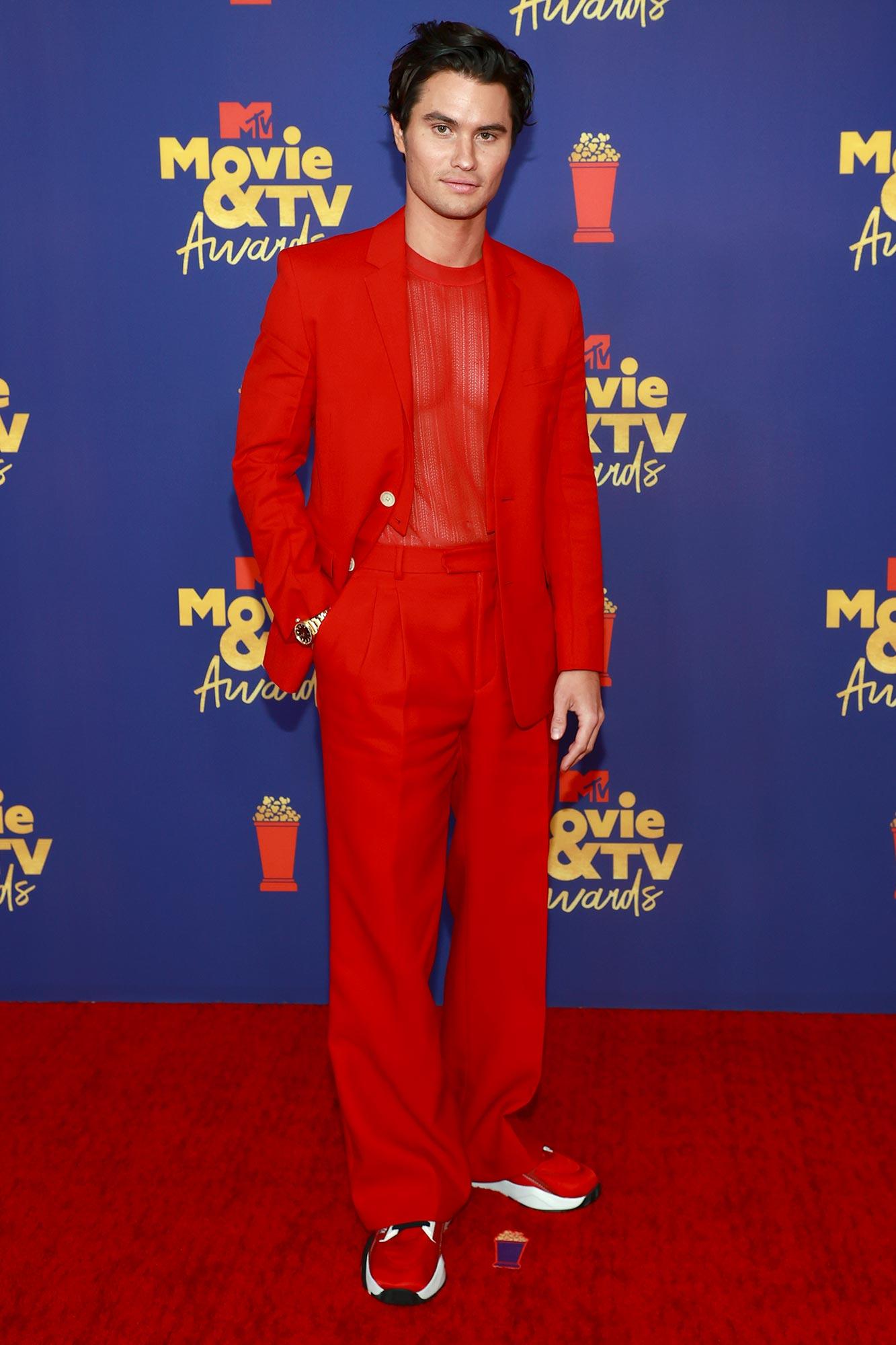 MTV Movie & TV Awards Chase Stokes
