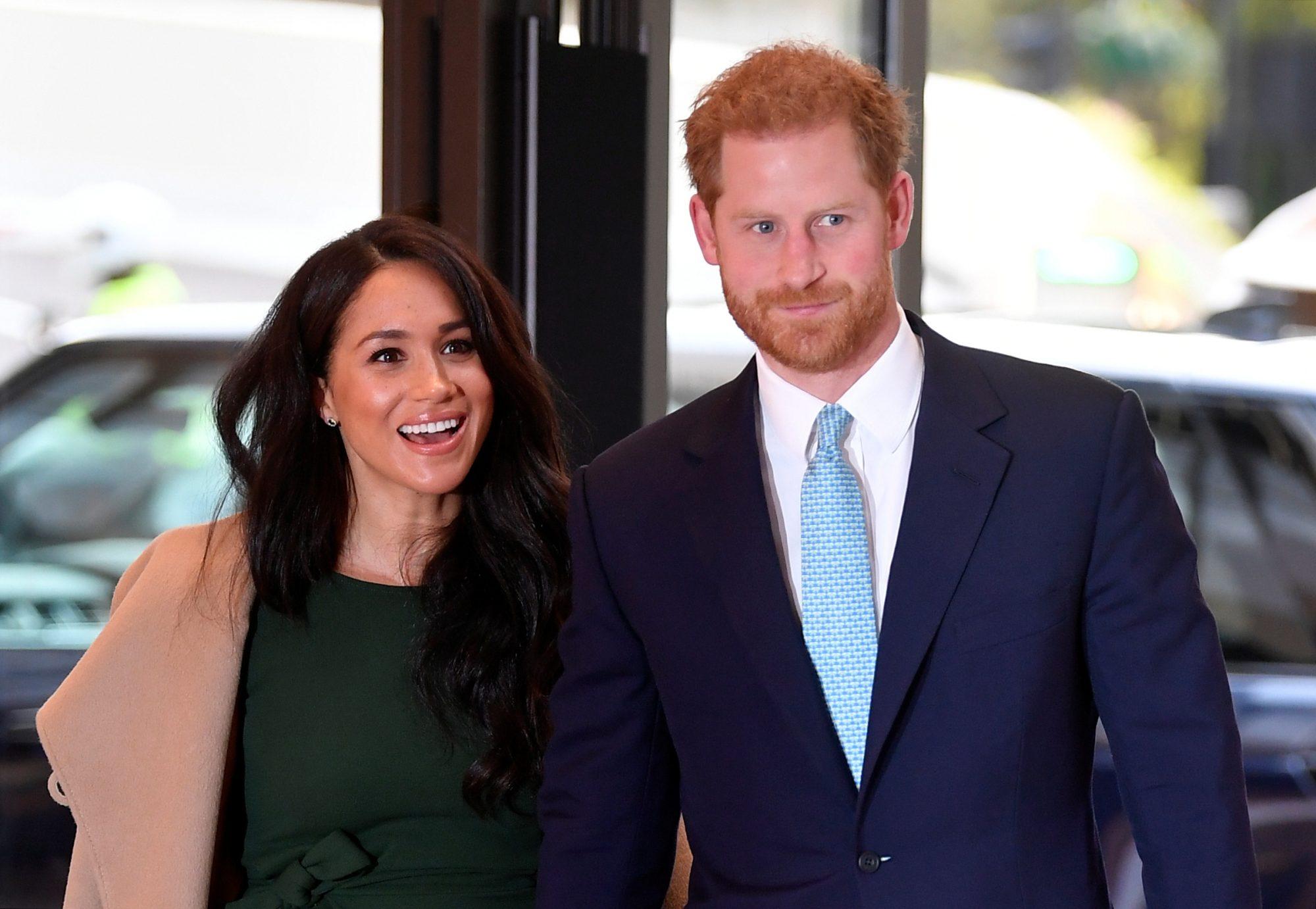 Meghan Markle Prince Harry Duke Duchess of Sussex