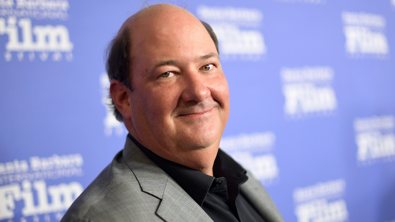 The Office's Brian Baumgartner Dishes on His Brand New Podcast, the Green Bay Packers and More!