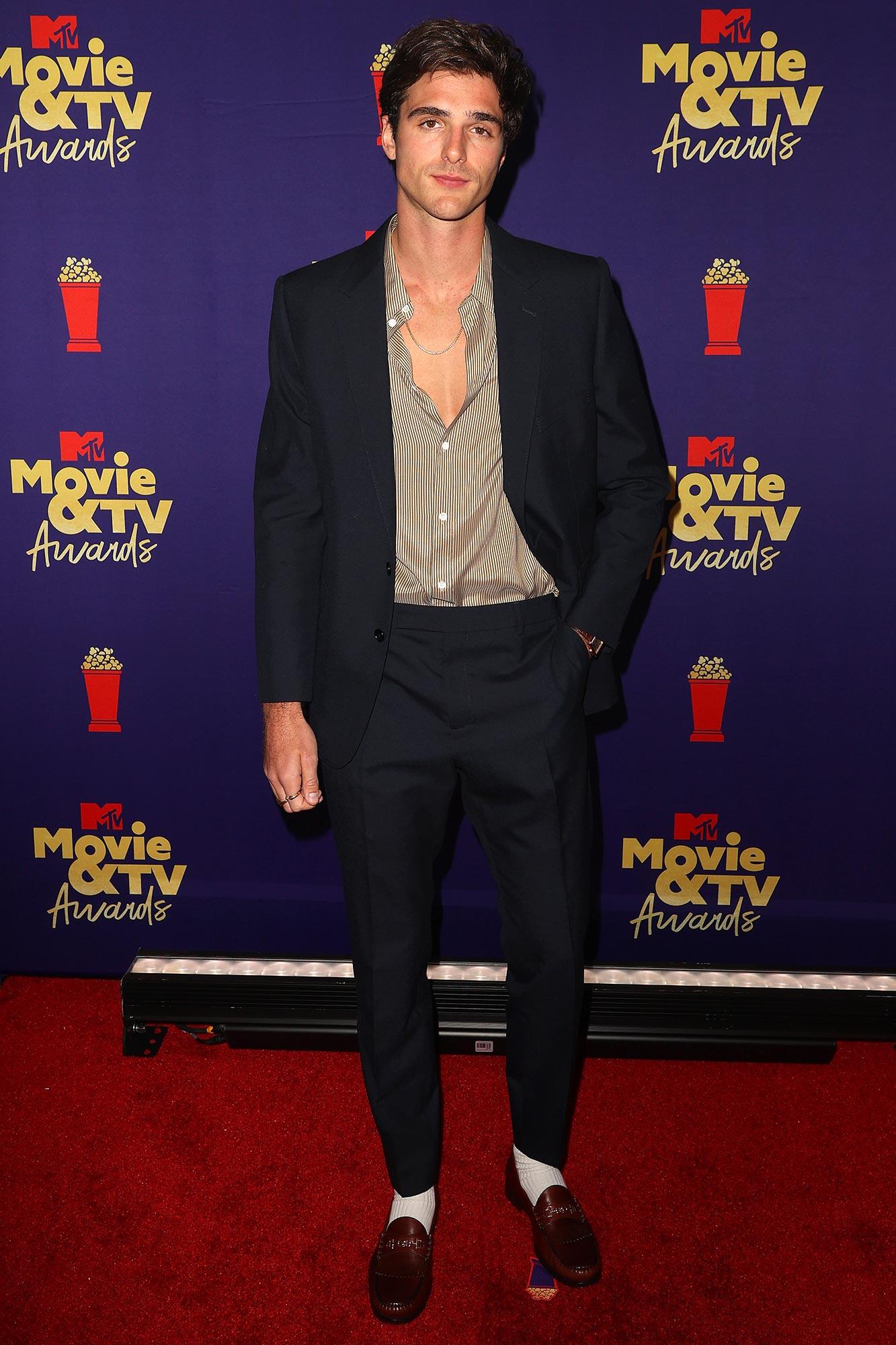 MTV Movie & TV Awards Jacob Elordi