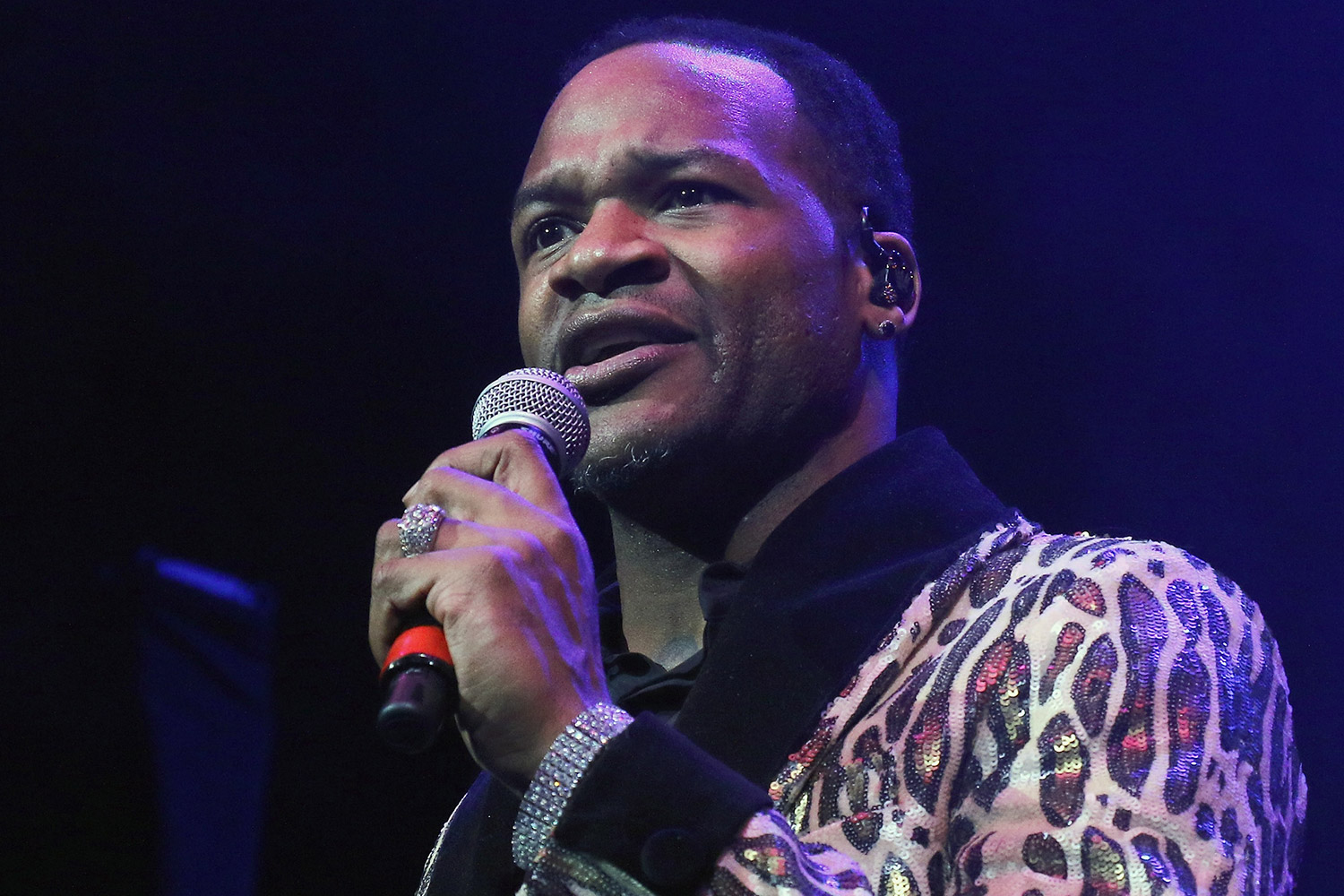 R&B Singer Jaheim Arrested for Animal Cruelty After Starving Several Dogs at New Jersey Home