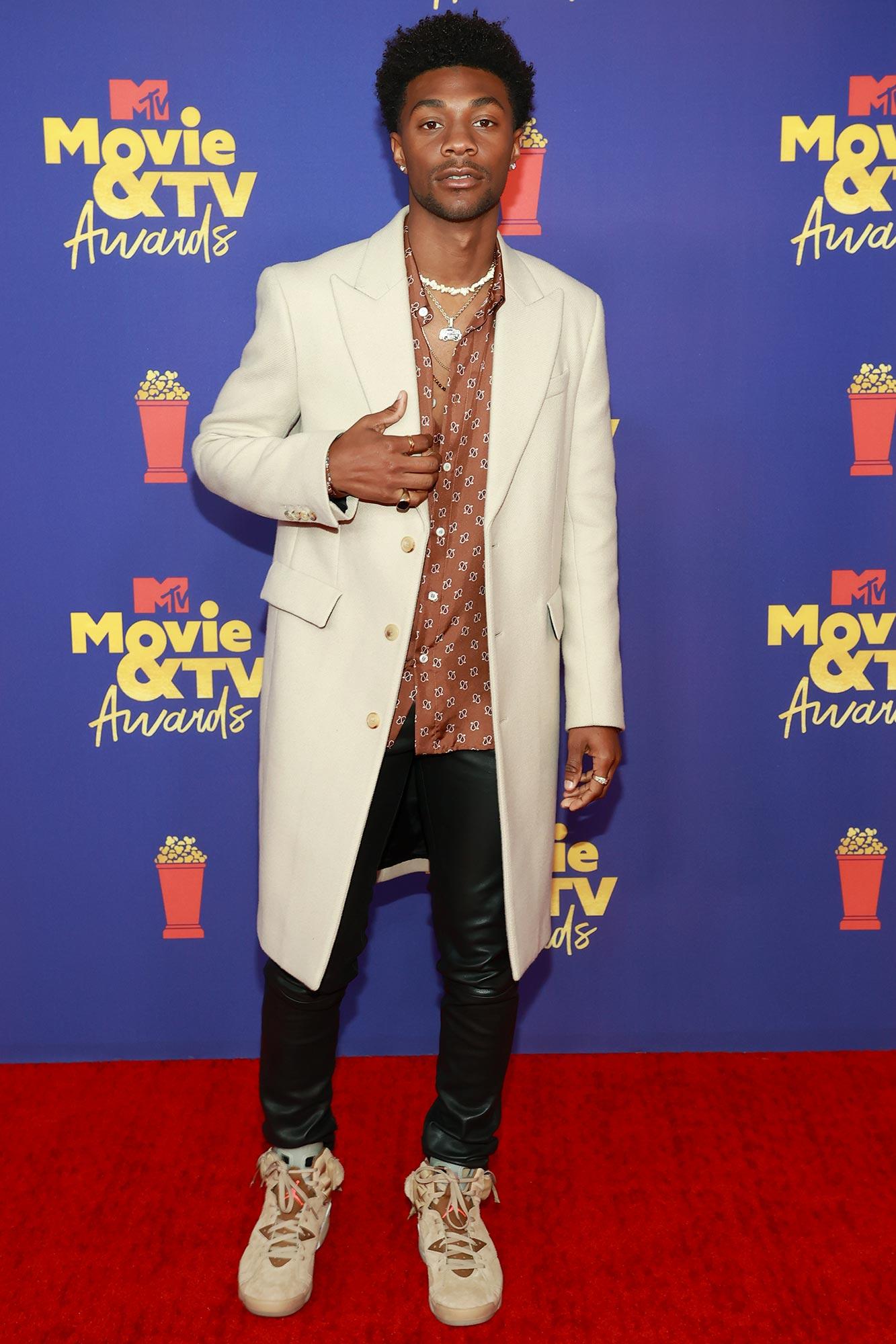 MTV Movie & TV Awards Jonathan Daviss