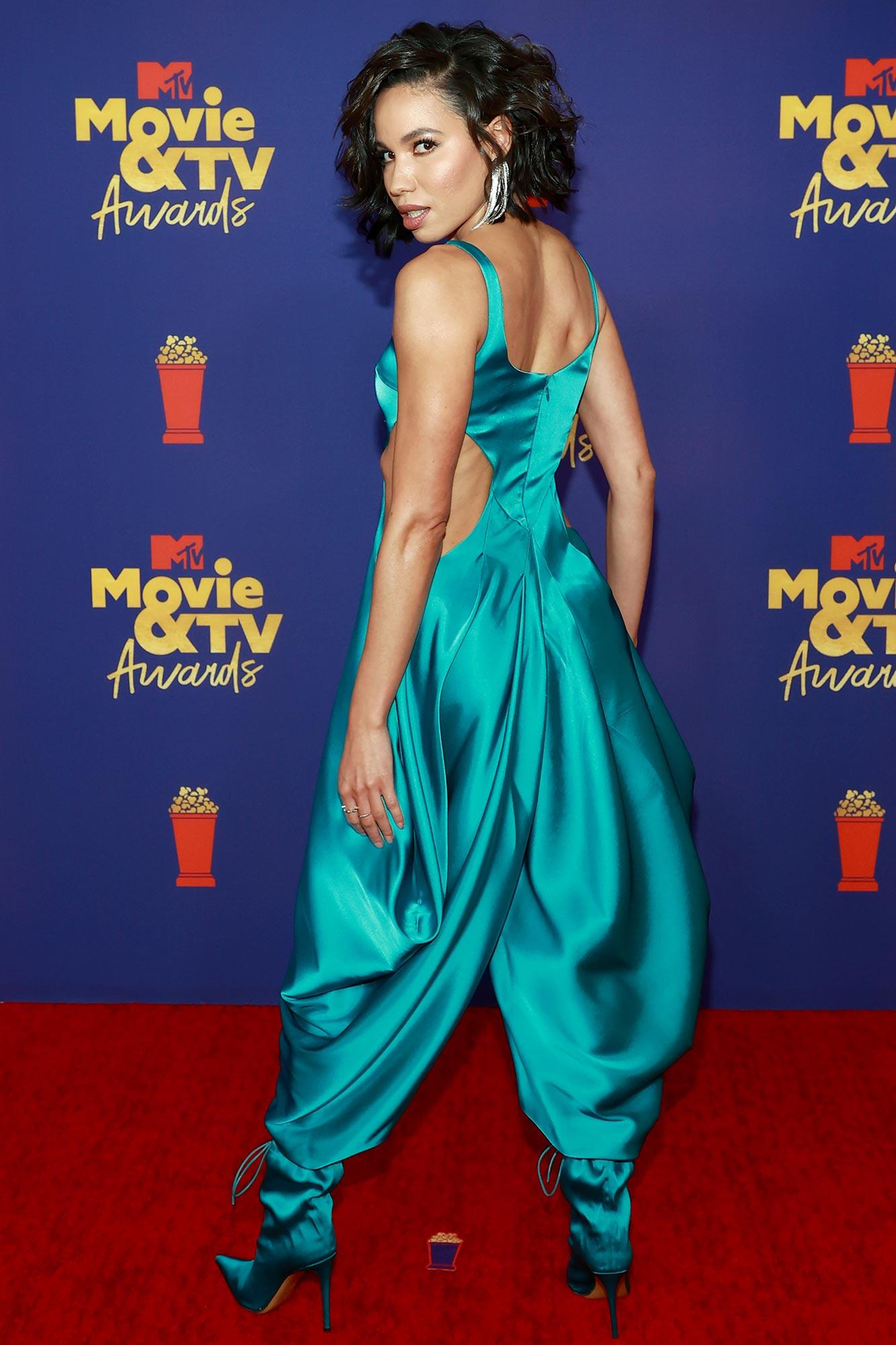 MTV Movie & TV Awards Jurnee Smollett