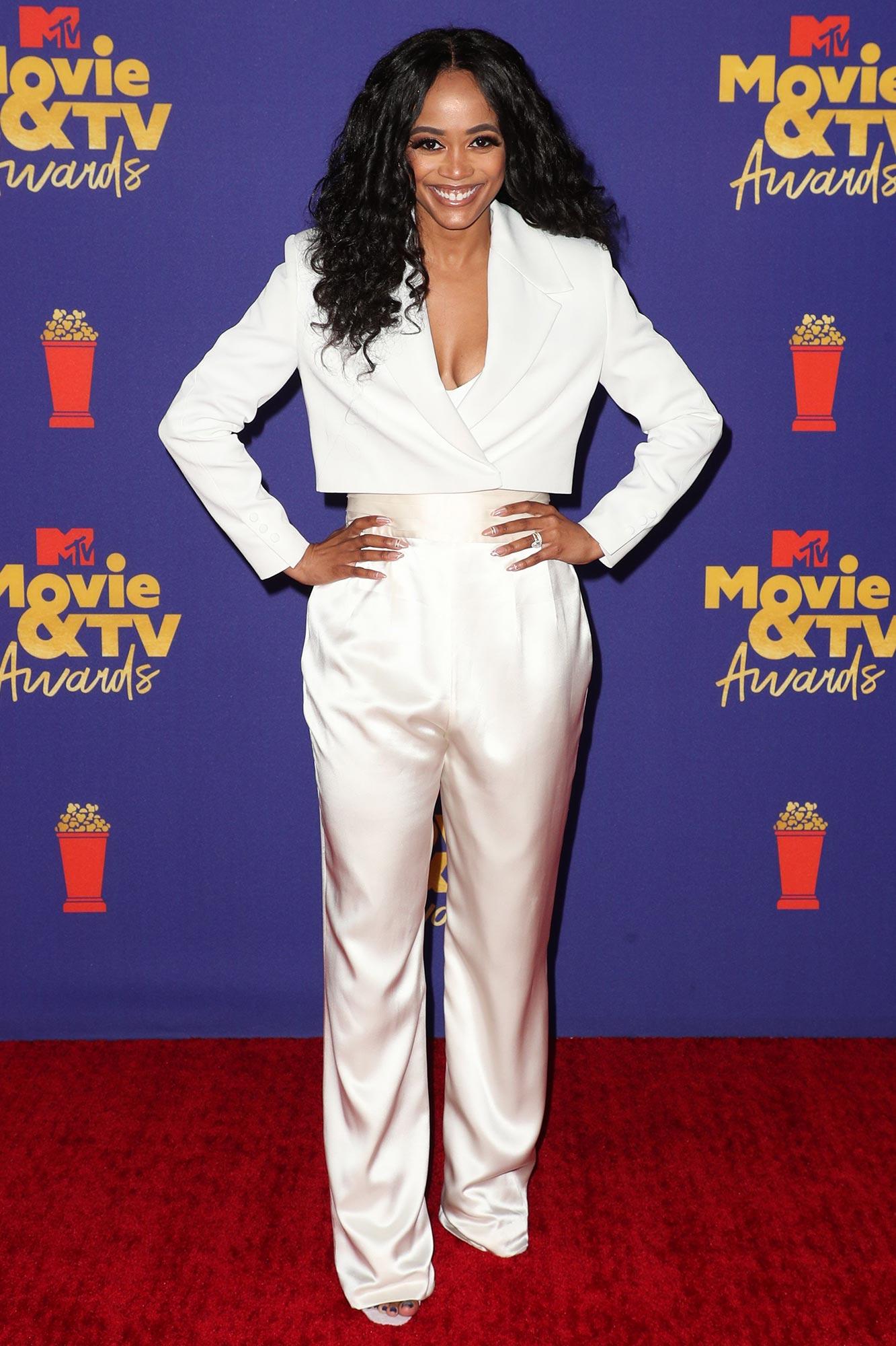 MTV Movie & TV Awards Rachel Lindsay